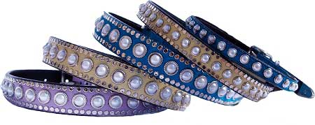 PEARL DOG COLLAR COLLECTIONS