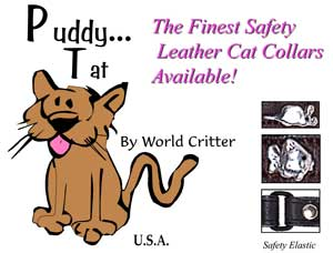 CAT COLLARS - WHOLESALE